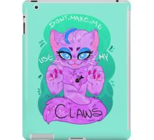 Pretty Femme Kitty iPad Case/Skin