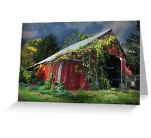 Adams County Winery Greeting Card