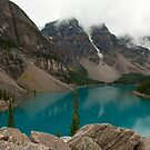 Moraine Lake by Roger Bernabo