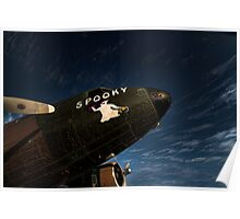 Scooby Doo Ghost Plane Poster