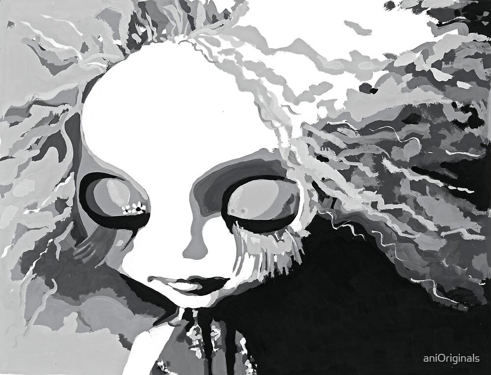 Tina by aniOriginals