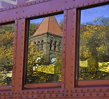 Court House Express by martinilogic