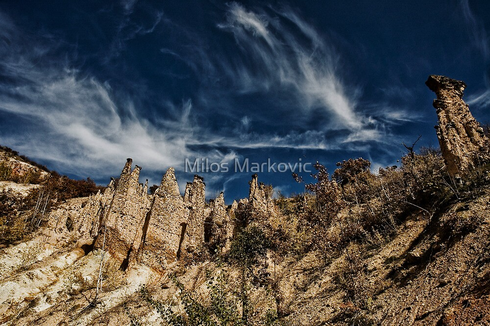 Devil's Town by Milos Markovic