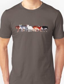 The Wolves of Winterfell Unisex T-Shirt