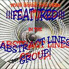 ABSTRACT LINES GROUP BANNER by SMOKEYDOGSOCKS