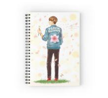 Tae Flower Boy Spiral Notebook