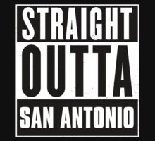 Straight outta San Antonio! by tsekbek
