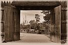 Jamestown by Nigel Fletcher-Jones