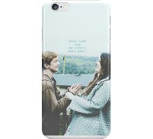 Kieren & Amy iPhone Case/Skin