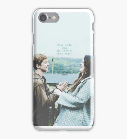 Kieren & Amy iPhone Case/Skin