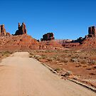 Valley of the Gods by Sue Leonard