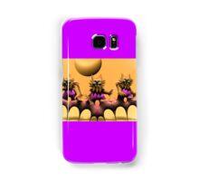 Cat Scratch Feevah Samsung Galaxy Case/Skin