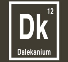 Dalekanium by Stephen Sanderson
