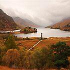 Glenfinnan Autumn by Rachel Slater