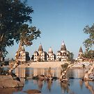 Jain temples, India by Laoghaire
