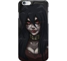 Dark Herzy iPhone Case/Skin
