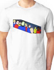 Star Trek TOS crew Unisex T-Shirt
