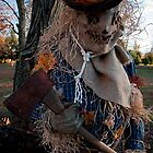 scarecrow. by Jennifer Rich