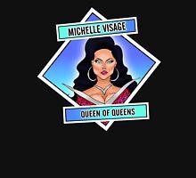 Michelle Visage 'Queen of Queens' Design Recolour Unisex T-Shirt