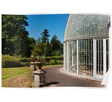 Palm House ~ Bicton Gardens Poster