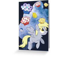 Stardust Muffins Greeting Card