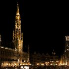 Grand Place - Brussels by skphotography