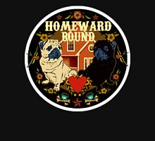 SAILOR PUGGY HOMEWARD BOUND Unisex T-Shirt