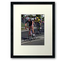 Courteney Lowe Framed Print