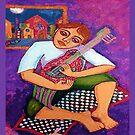Singing dreams II by Madalena Lobao-Tello