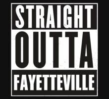 Straight outta Fayetteville! by tsekbek