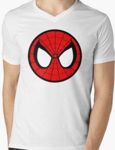 The Amazing Spider-Man Mens V-Neck T-Shirt