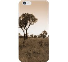 Lonely Landscape iPhone Case/Skin