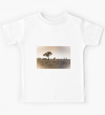 Lonely Landscape Kids Tee