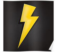 Lighting Bolt  Poster