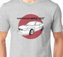 Subaru WRX Impreza STI JDM Decal Unisex T-Shirt