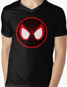 The Ultimate Spider-Man Mens V-Neck T-Shirt