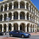 Old Grand Hotel, 'Semaphore' Adelaide, South Australia. by Rita Blom