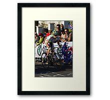 Vicki Whitelaw Framed Print