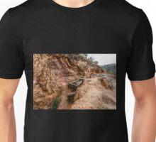 Abandoned Gold Mine Unisex T-Shirt