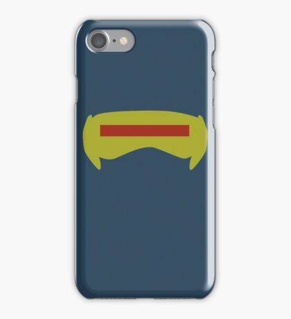 Cyclopes Goggles iPhone Case/Skin