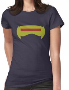 Cyclopes Goggles Womens Fitted T-Shirt