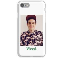 Pete Davidson-- Weed iPhone Case/Skin