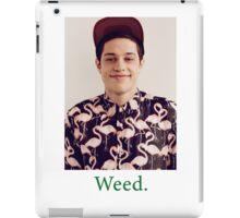 Pete Davidson-- Weed iPad Case/Skin