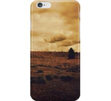 Yellow Storm iPhone Case/Skin