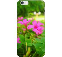 Twin Flowers iPhone Case/Skin