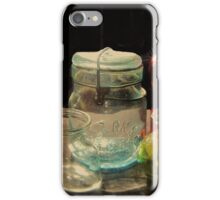 Glassware Mix iPhone Case/Skin