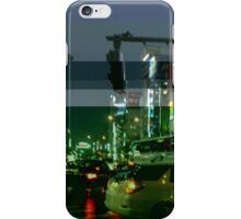 Japan Glitch  iPhone Case/Skin