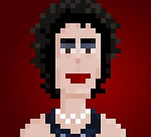 Dr. Frank N. Furter by pixelfaces