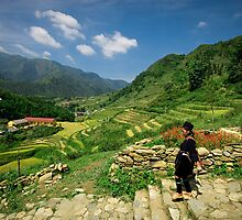 Sapa Countryside by Anthony and Kelly Rae