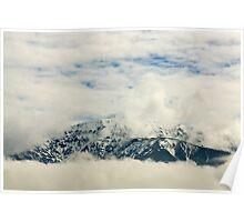 Seaward Kaikoura Range Poster